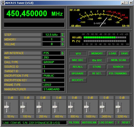 For Sale - ADCR25_PRO2: Stand Alone DV receiver with Yaesu C4FM, DMR